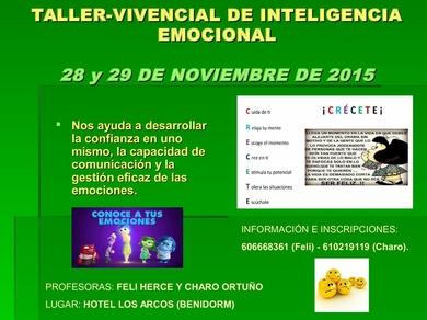 Vivencial I.E. Noviembre 2015