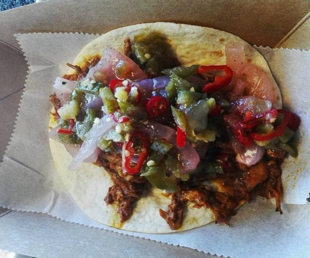Pros de la comida mexicana