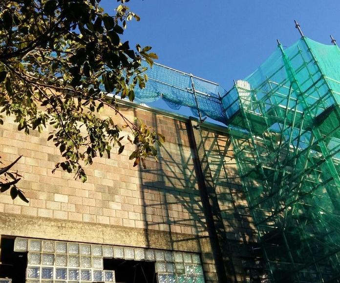 cubiertas en A Coruña, Lugo, Orense Y Pontevedra