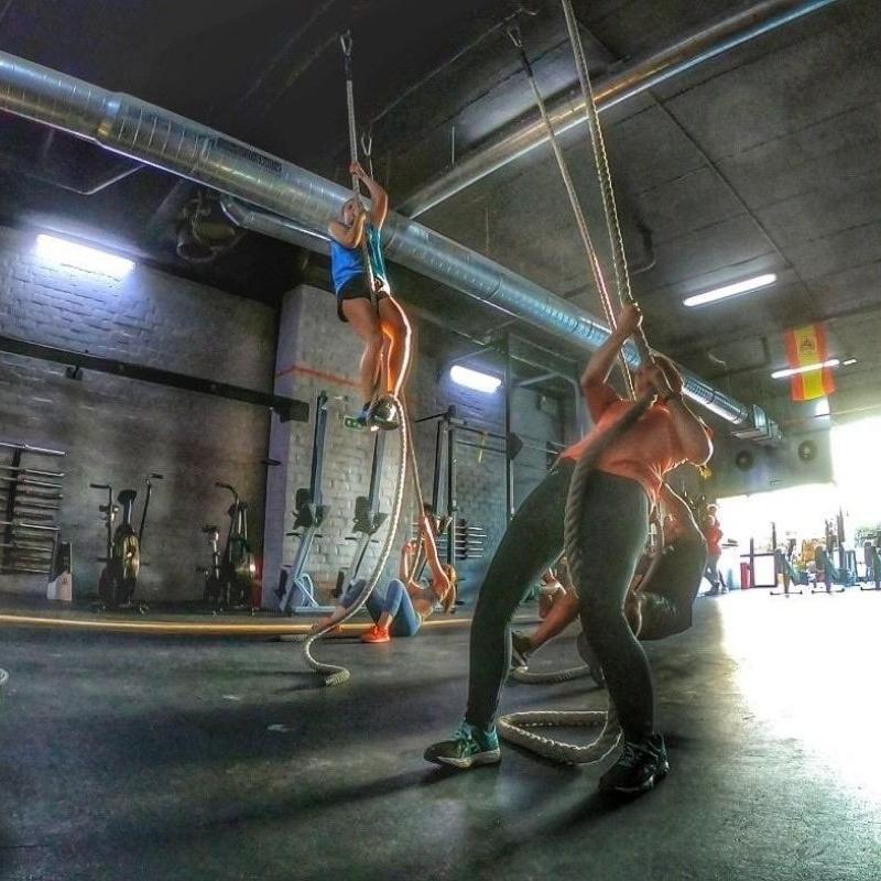 Gymnastics: Actividades de Box Capital Sur
