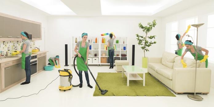 Limpieza de casas rurales y alojamientos turísticos: Servicios y mantenimiento de Servisub