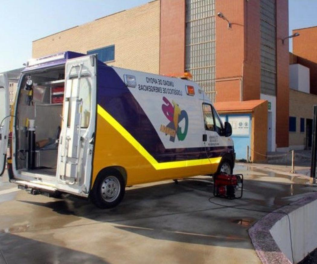 La historia de las ambulancias