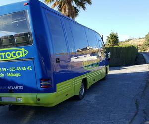 Alquiler de autobuses a nivel nacional
