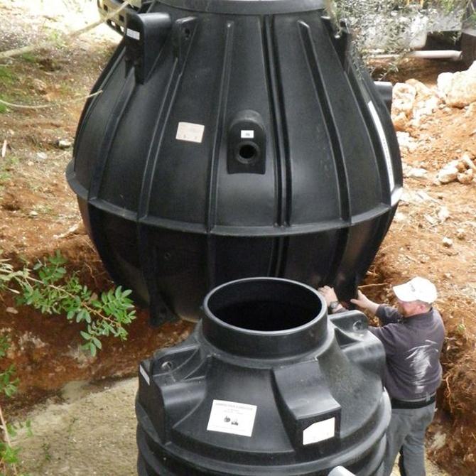 Las depuradoras compactas para aguas residuales
