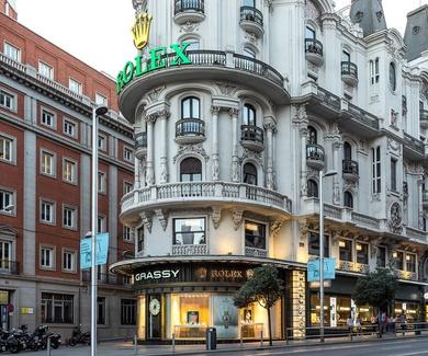 Fábrica de rótulos luminosos Madrid centro