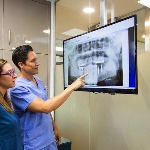 Última tecnología para mejorar en el diagnóstico y durante el tratamiento dental