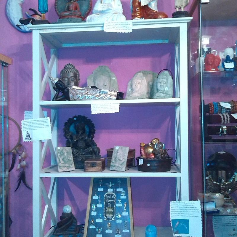 Figuras, Fuentes, Esculturas, Etc: Catálogo de Talismán Tienda Esotérica