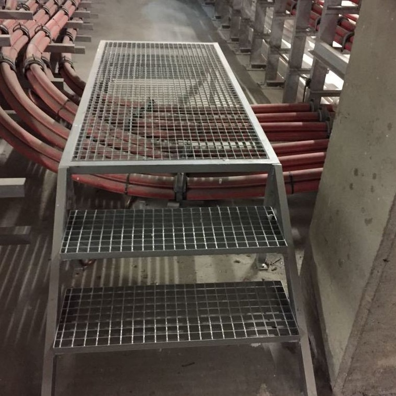 plataforma pasa cables