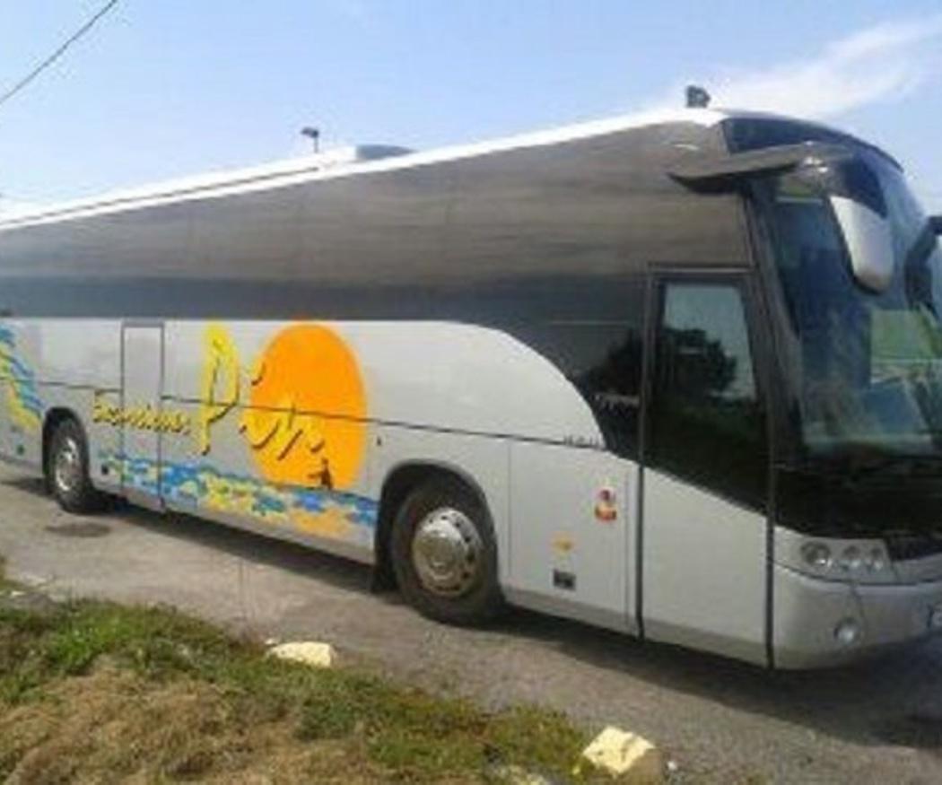 Cómo evitar los mareos durante los trayectos en bus