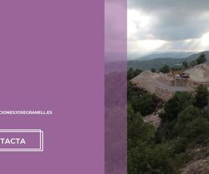 Excavaciones de tierra en Castellón | Excavaciones José Granell