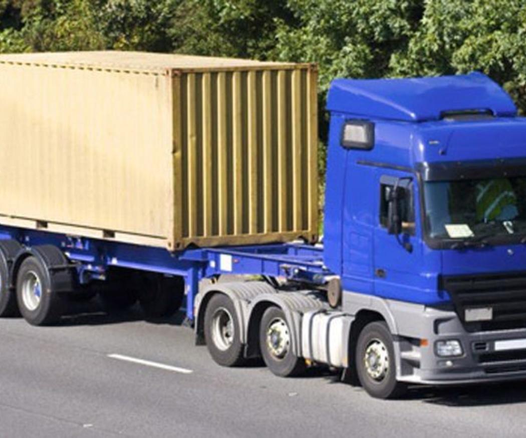 Consideraciones sobre el transporte por carretera