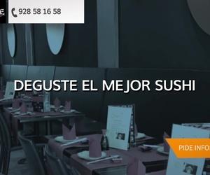 Restaurante japonés en Las Palmas de Gran Canaria: Sushi Food Kobe