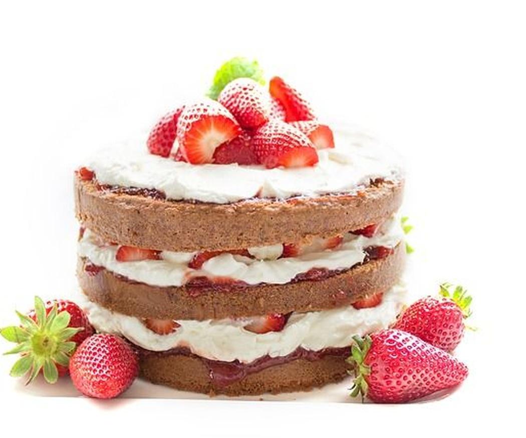 Tres formas de decorar una tarta con azúcar glas