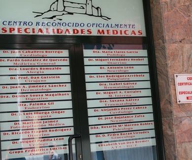 Nuevo Horario Certificados Médicos
