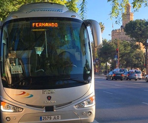 Alquiler de autocares en Viladecans: Baby Bus - Fernando Autocares