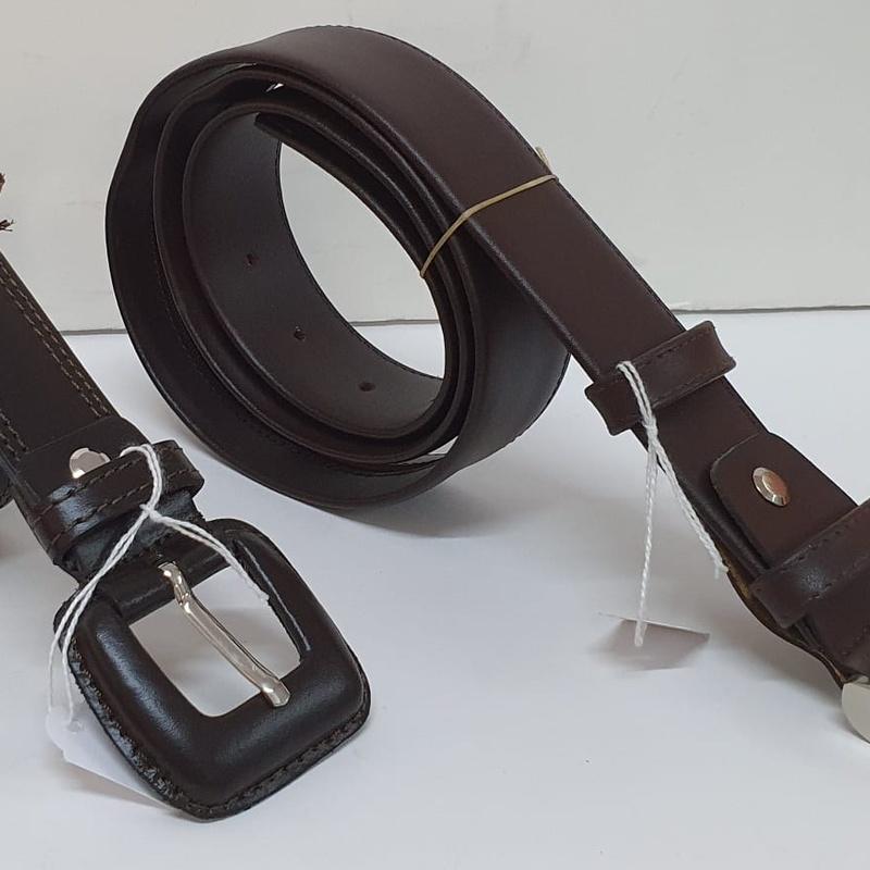 Cinturones marrones: Productos de Zapatería Ideal