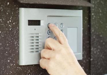 Porteros automáticos, videoporteros y controles de acceso