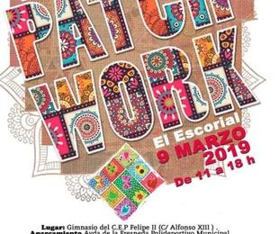 Primer encuentro de Patchwork  9 de Marzo en el Escorial