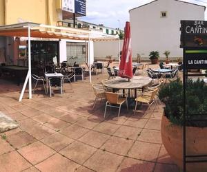 Bar con amplia terraza en Magaluf