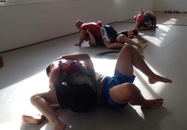 Brazilian jiu-jitsu BJJ
