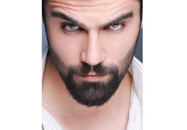 Depilación con cera barba hombre 30 min