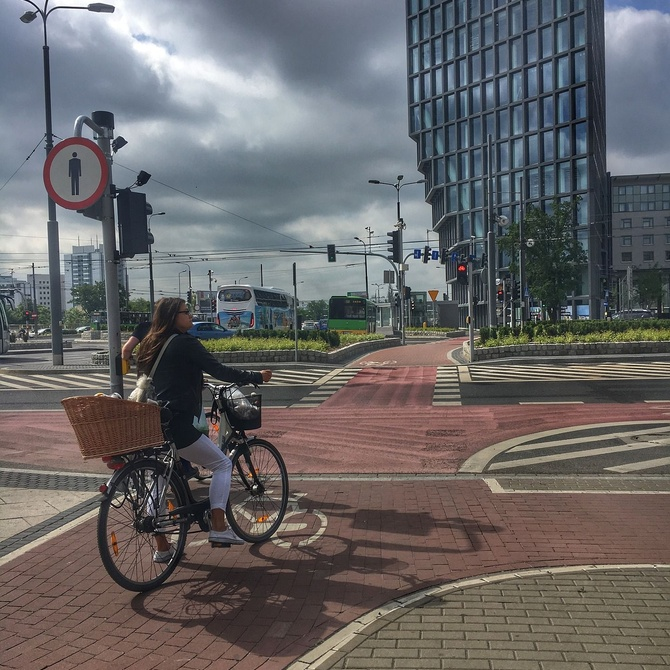Beneficios de ir al trabajo en bicicleta