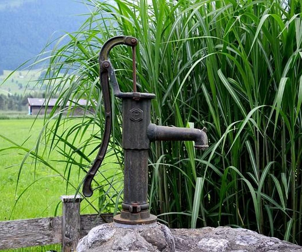 La historia de las bombas de agua