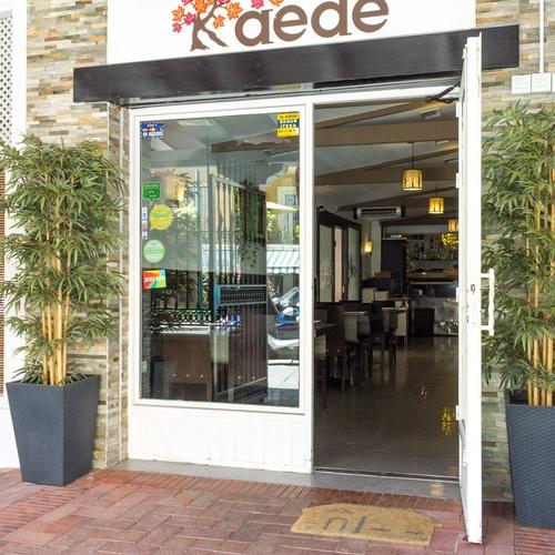 Restaurante japonés en Málaga