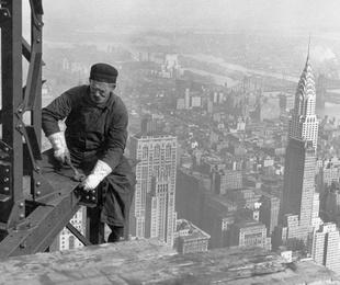 Los riesgos de trabajar en altura