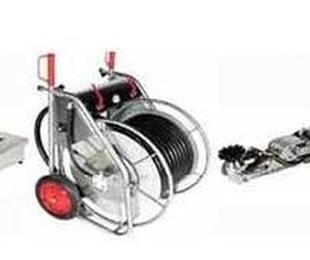 Robot fresador