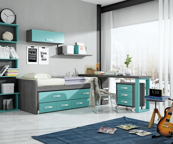 Muebles juveniles a medida en Getafe
