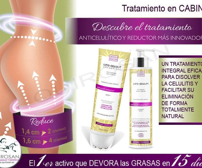 """Tratamiento Anticelulitico """"Delux Body Sculpt"""": Servicios de Quirosan"""