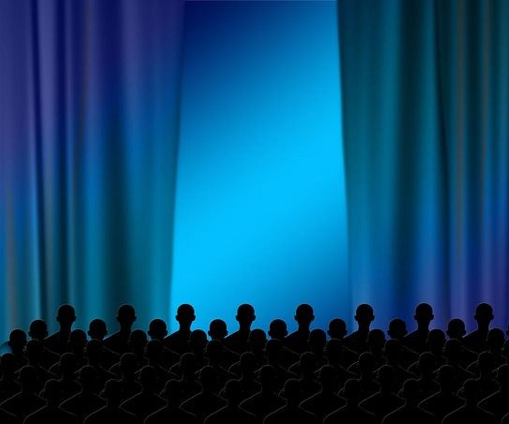 Cómo puede ser la distribución de butacas en cines y teatros