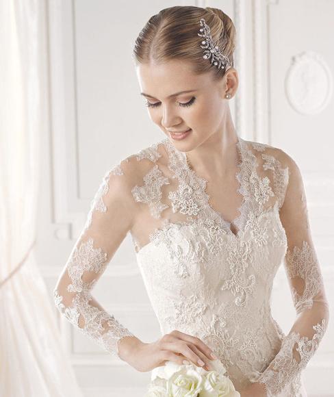 Colección La Sposa: Vestidos de novia y otros de Lorena Rubio Vistiendo Sueños