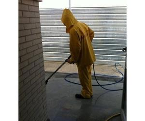 Mantenimiento de limpiezas