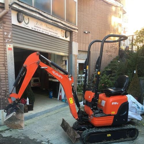 Pequeñas excavaciones en Bizkaia
