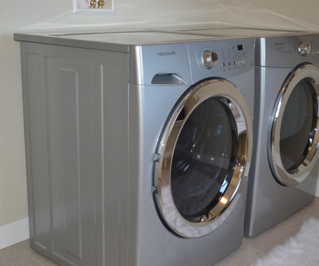 Las mudanzas y los electrodomésticos: la lavadora