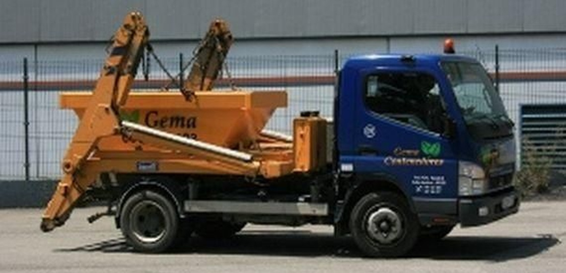 Contenedores de obra en Gijón
