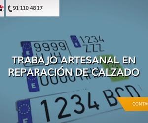 Copia de mandos de garaje en San Sebastián de los Reyes: Zapatería Ideal Alcobendas