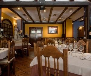 Restaurante especializado en carnes a la brasa en Zaragoza