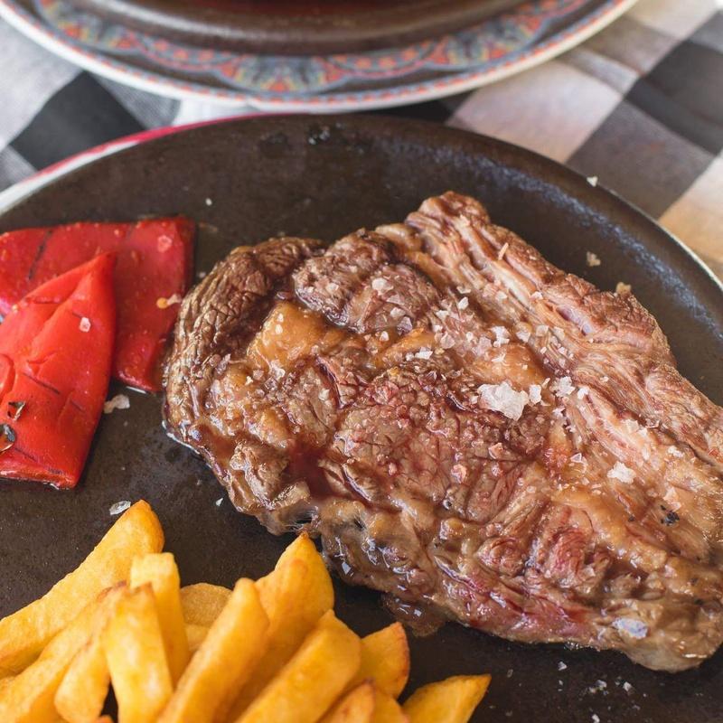 Carnes: Carta de Restaurante Parrilla Ginés