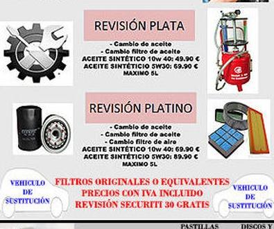 REVISIÓN PROFESIONAL AL MEJOR PRECIO