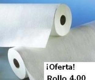 !OFERTA!  ROLLO CAMILLA 1CAPA  RIZADO   80M