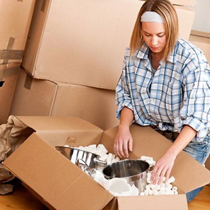 Ahorra en la mudanza de tu casa