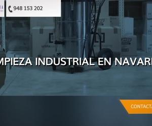 Empresa de limpieza en Navarra | Limpiezas Argia