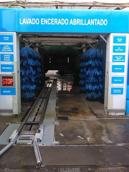 TUNEL DE LAVADO