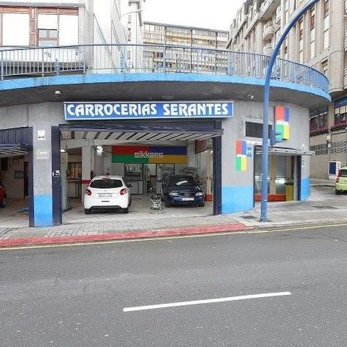Taller de automóviles en Portugalete