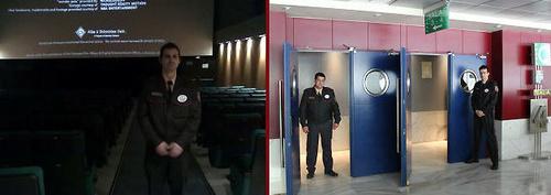 Vigilancia y control en centros de ocio y espectáculos