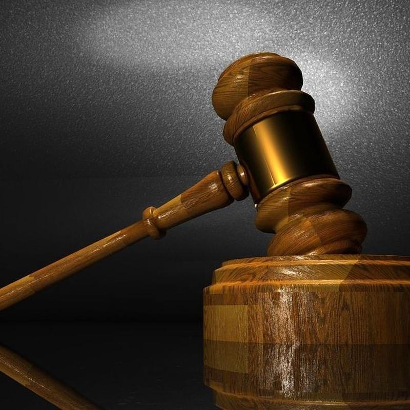 Derecho penal : Actuaciones   de Abogado David Modrego