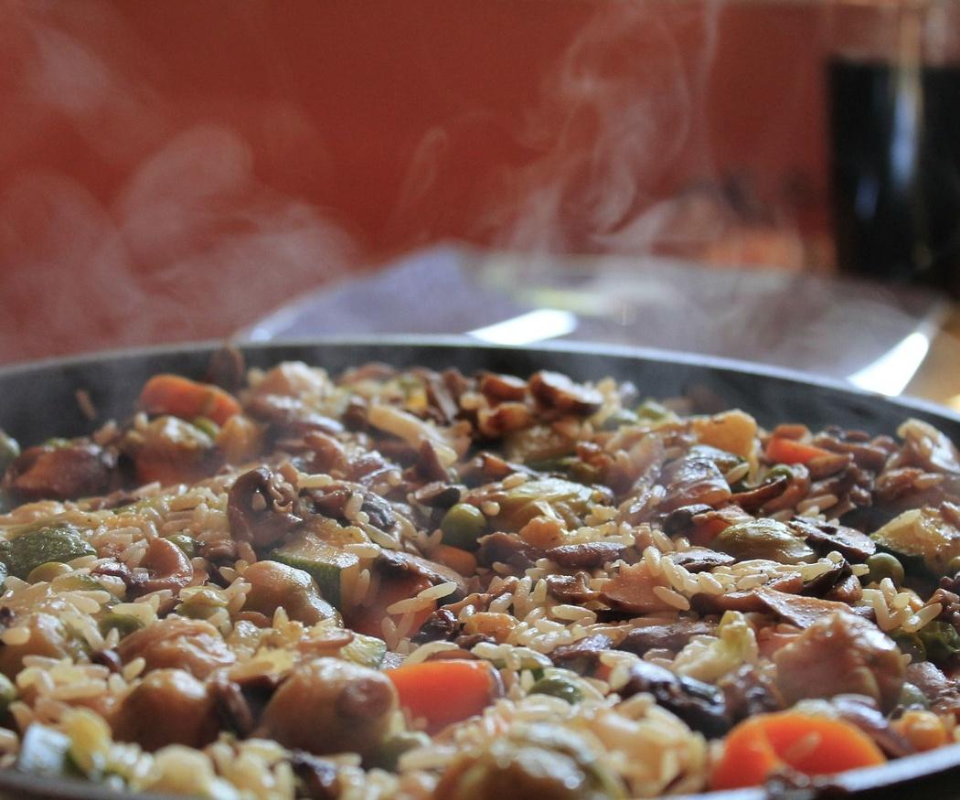El arroz brut: el arroz más mallorquín